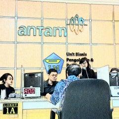 Photo taken at Logam Mulia PT Antam Tbk by Harry Y. on 6/30/2014
