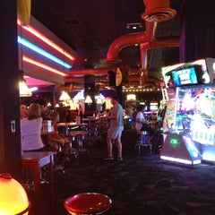 Photo taken at Dave & Buster's by Brenda N. on 5/26/2013