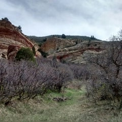 Photo taken at Roxborough State Park by tony l. on 4/23/2015