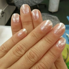 Photo taken at Love Nail by Michelle M. on 5/3/2014