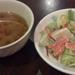 Photo taken at Sushi Ten by Jennifer C. on 8/4/2013
