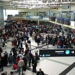 Photo taken at Terminal 2B by Sergio U. on 5/24/2013