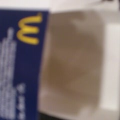 Photo taken at McDonald's by Suus B. on 10/6/2012