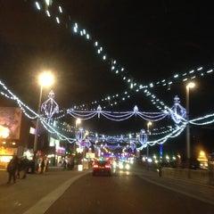 Photo taken at Blackpool Illuminations by Christian C. on 9/25/2013