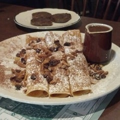 Photo taken at Pancake Pantry by Cindy J. on 11/13/2012