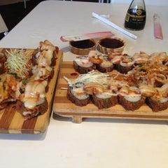 Photo taken at Ikura Sushi-Bar by Jaime F. on 5/4/2013