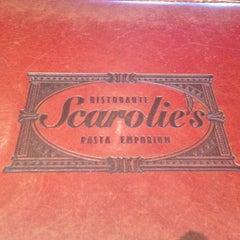Photo taken at Scarolie's Pasta Emporium by Martin V. on 2/21/2013