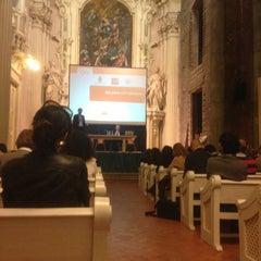 Photo taken at Oratorio San Filippo Neri by Roberto C. on 4/18/2013