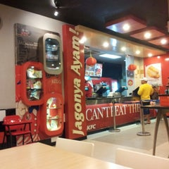 Photo taken at KFC by chocodyssey on 1/22/2013
