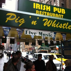 Photo taken at Pig 'n Whistle by Brennan v. on 10/30/2012