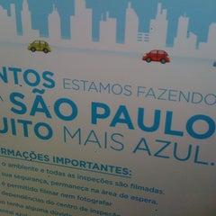 Photo taken at CONTROLAR - Inspeção Veicular by Daniela J. on 11/27/2012