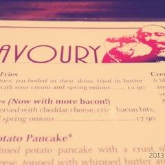 Photo taken at The Pancake Parlour by Simon L. on 5/17/2013