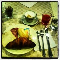 Photo taken at Hotel Fiera by Francesca D. on 10/11/2012