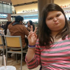 Photo taken at Christiana Mall Food Court by William C. on 3/8/2015