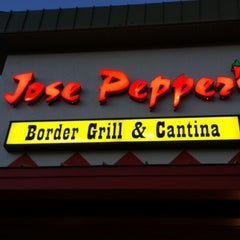 Photo taken at Jose Pepper's by Kristi D. on 12/2/2013