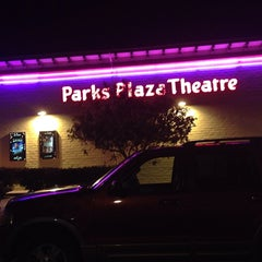 Photo taken at Parks Plaza Theatre by Marisa Z. on 7/28/2013