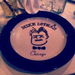 Photo taken at Mike Ditka's by Michael S. on 10/12/2012