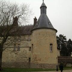 Photo taken at Le Chateau De Ligny-en-Cambresis by Paul B. on 4/5/2013