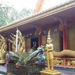 Photo taken at วัดป่าภูทับเบิก by Mahitti S. on 8/29/2015