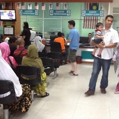 Photo taken at Immigration Department (Jabatan Imigresen) Presint 14 Branch by Faizol H. on 12/17/2012