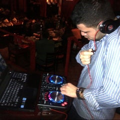 Photo taken at Byblos Houston by Fadi E. on 2/8/2013