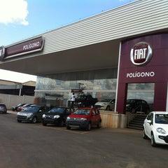 Photo taken at Fiat Poligono by Josie S. on 3/4/2013