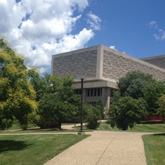 Photo taken at Herman B Wells Library by Michelle D. on 6/28/2013