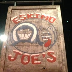 Photo taken at Eskimo Joe's by Tim C. on 7/14/2013