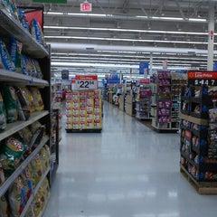 Photo taken at Walmart Supercenter by Melissa W. on 3/6/2013