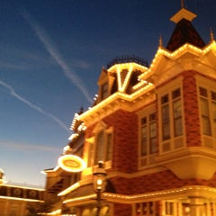 Photo taken at Main Street, U.S.A. by Maureen T. on 2/28/2013