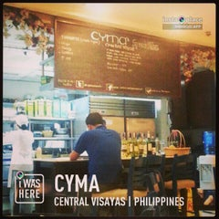 Photo taken at Cyma by Marlvin L. on 2/21/2013