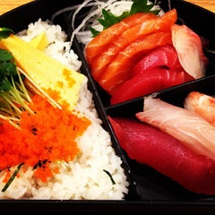 Photo taken at Sushi King by Adam M. on 3/5/2013