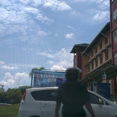 Photo taken at Universiti Teknologi MARA (UiTM) by Muamar S. on 12/4/2012