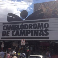 Photo taken at Camelódromo de Campinas by Carlos Henrique V. on 6/29/2013