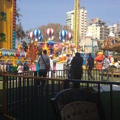 Photo taken at Beirut Luna Park by Myriana R. on 4/14/2013