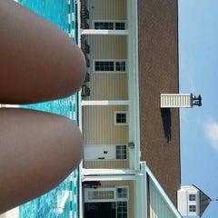 Photo taken at Mays Chapel Swim Club by Chichi M. on 7/25/2015