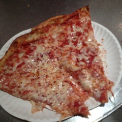 Photo taken at 2 Bros Pizza by Mark P. on 2/17/2013