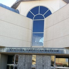 Photo taken at African American Museum by Bling Blinky E. on 1/26/2014