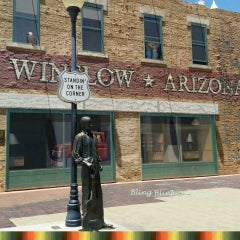 Photo taken at Route 66 by BlingBlinkyofTEXAS B. on 6/13/2015