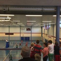 Photo taken at International School of Amsterdam by Eugene B. on 10/10/2014