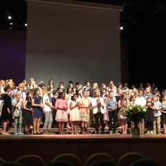 Photo taken at International School of Amsterdam by Eugene B. on 6/16/2015