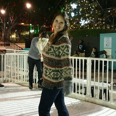 Photo taken at Fantasy on Ice at Horton Square by Gina SuuperG S. on 12/23/2014