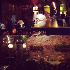 Photo taken at Mompou Tapas Bar & Lounge by Jessica L. on 8/18/2013