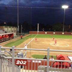 Photo taken at Buckeye Field by Jennifer A. on 10/17/2014