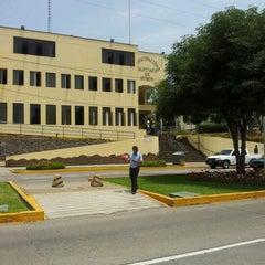 Photo taken at Municipalidad de Santiago de Surco by Juan Carlo V. on 1/25/2013