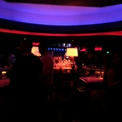 Photo taken at Blue Martini by Lex L. on 1/24/2013