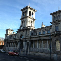Photo taken at Dublin Connolly Railway Station by Daniel B. on 2/2/2013