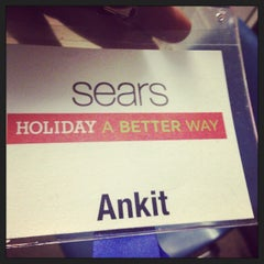 Photo taken at Sears by ankit s. on 12/6/2013