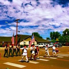 Photo taken at City of Prineville by Yancey F. on 7/4/2014