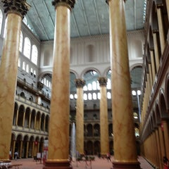 Photo taken at National Building Museum by Andy H. on 7/2/2013
